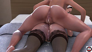 Lust Epidemic - (PT 17) - Tempting the Nun