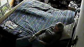 spycam in mom's room