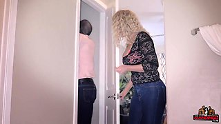 El Retorno Gran Mujer Cachando En El Hotel 1080