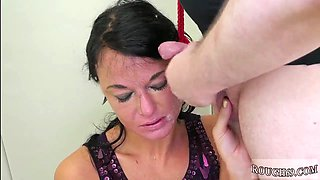 Screaming rough and punish fetish humiliation Talent Ho
