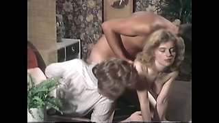 Schoolgirls Make Love In Vintage Porn Movie