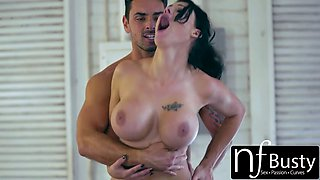 busty slut peta jensen gets her cunt wrecked after a workout