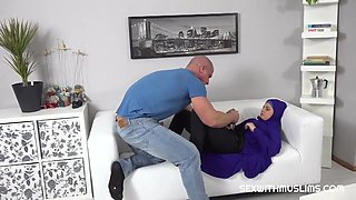 Vain Muslim Woman Fucked Back To Reality With Max Born