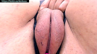 Pregnant solo Squirt compilation