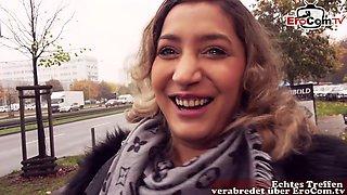 German Turkish Housewife with big boobs public pick up EroCom Date