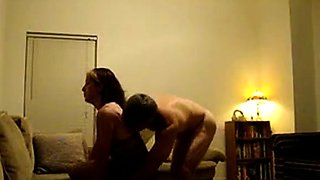 Girl Fucking  stranger while hubby is at work