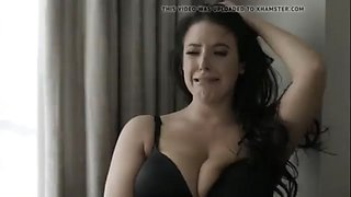 Annoying slut begs for cheating boyfriends big cock