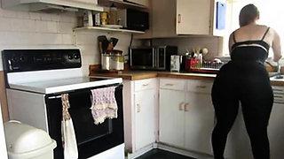 kitchen spandex