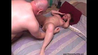 short little bubble butt milf anal abuse