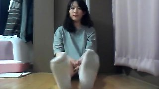 Korean feet