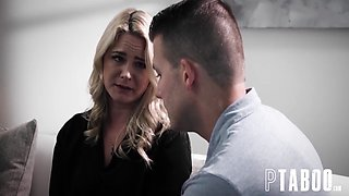 Son Corrupted By Fathers BDSM Secret Wants To Practice On Lisey Sweet