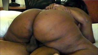Wet thick hot mama