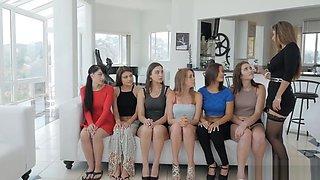 Mistress Teaching Teens How To Be Escorts