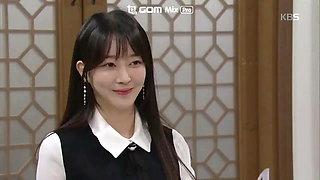 Korean actress Yoon-ji-yoo video