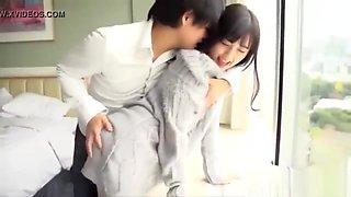 Japanese teen jav xxx sex school asian big tits milf mom sister porn HD 12