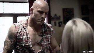 Skinny Piper Perri Rough Sex Video