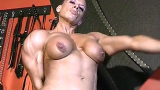 Amazing Amateur movie with Big Tits, Fetish scenes