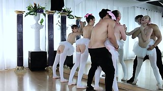 Teen anal whore rough first time Ballerinas