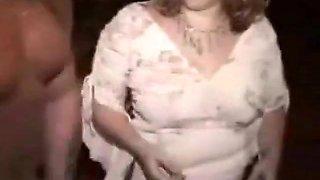 Drunk Women Sucking A Strippers Cock