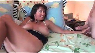 Horny hairy mother I'd like to fuck inseminated