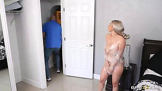 BRAZZERS Best Gift Ever Wrapped amp  Drilled ft. Skylar Vox