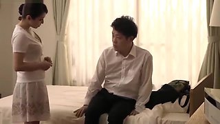 Japanese Mom and Son Hot Sex