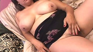 Old and chubby whore doesn't skip her chance to suck a dick