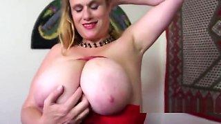 Big tits made for extreme bondage