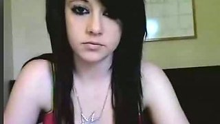 Young Emo Teen Web Show