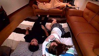 Ayaka Tomada, Momoka Nishina, Hibiki Otsuki, Nozomi Hazuki in Bed of My Boyfriends Friend part 2.2
