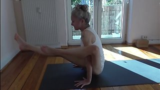 Camel toe yoga 2