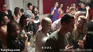 NEW YEAR´S PARTY AT CZECH MEGA SWINGERS