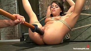 Adriana&#39s slave training