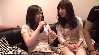 Crazy Japanese slut in Exotic Party, Softcore JAV clip